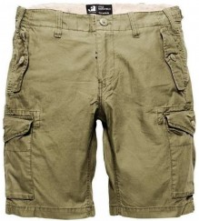 Men army shorts Marchfield