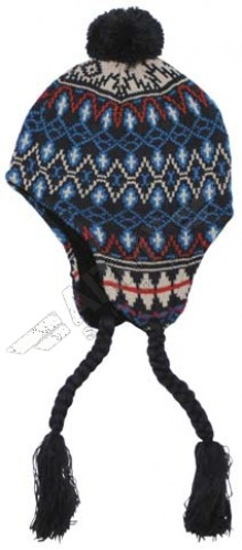Knitted Hat Peru Callao