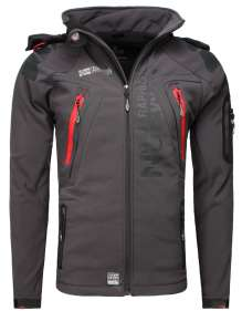 SOFTSHELL JACKET Geographical Norway Tangata