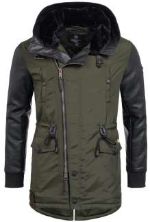 Men winter jacket Navahoo SHINOOK
