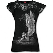 Ladies top ENSLAVED ANGEL