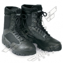 Security boots, 9 eyelet