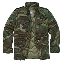 Army winter men field jacket M-65 T/C