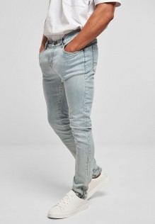 Slim Fit Zip Jeans Nani
