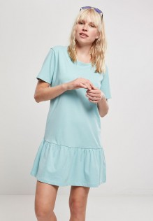 Ladies Valance Tee Dress Valery
