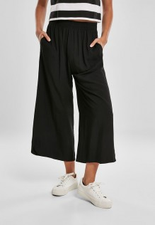 Ladies Wide Viscose Culotte Rachel