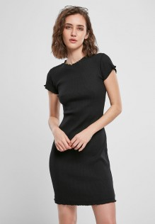 Ladies Rib Tee Dress Lillian