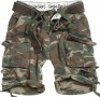 Army shorts Division - Woodland